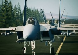 Ace Combat 7: Skies Unknown Expanded Trailer – E3 2018
