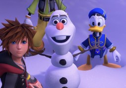 Kingdom Hearts 3 Frozen Reveal Trailer – E3 3018