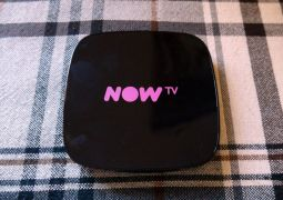 Now TV Smart Box with 4K HD and voice search