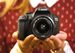 Canon EOS Rebel T6 / EOS 1300D review