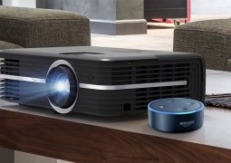 Optoma UHD51A 4K projector with Alexa review
