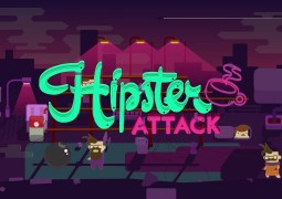 Hipster Attack – Announcement Trailer