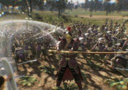 "Dynasty Warriors 9 – Additional Weapon ""Curved Sword"" Trailer"