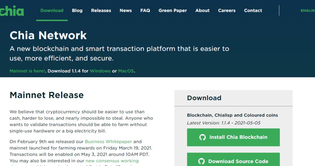 Chia Network Review - Is Chia Network Legit