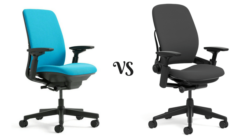 Ordinaire Steelcase Amia Vs Steelcase Leap Chair