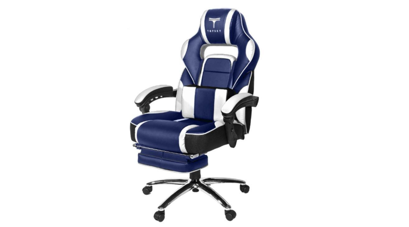 Admirable Topsky High Back Racing Style Pu Leather Review Bralicious Painted Fabric Chair Ideas Braliciousco
