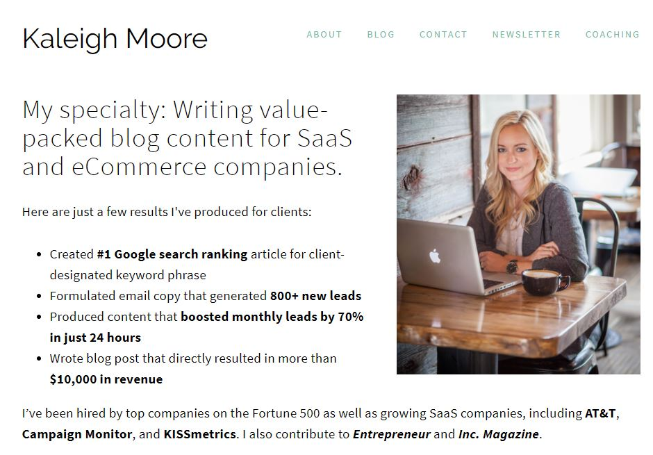 How to Make a Portfolio for Upwork Freelance Writing