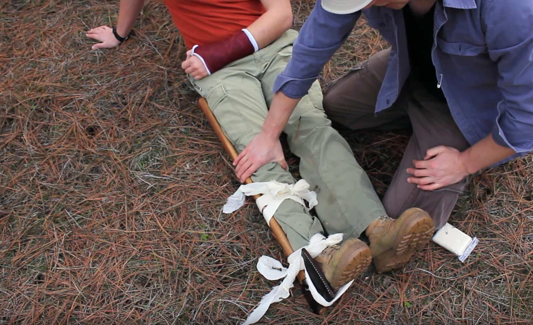 Backpacking First Aid