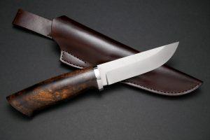 ROG Bushcrafter Knife and Sheath