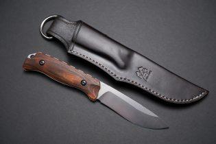 Leather Sheath for Benchmade Saddle Mountain Skinner