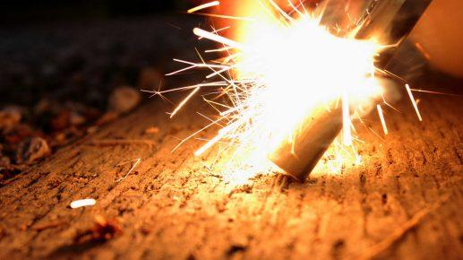 """0.5"""" x 5"""" Ferrocerium Firesteel Ferro Rod"""
