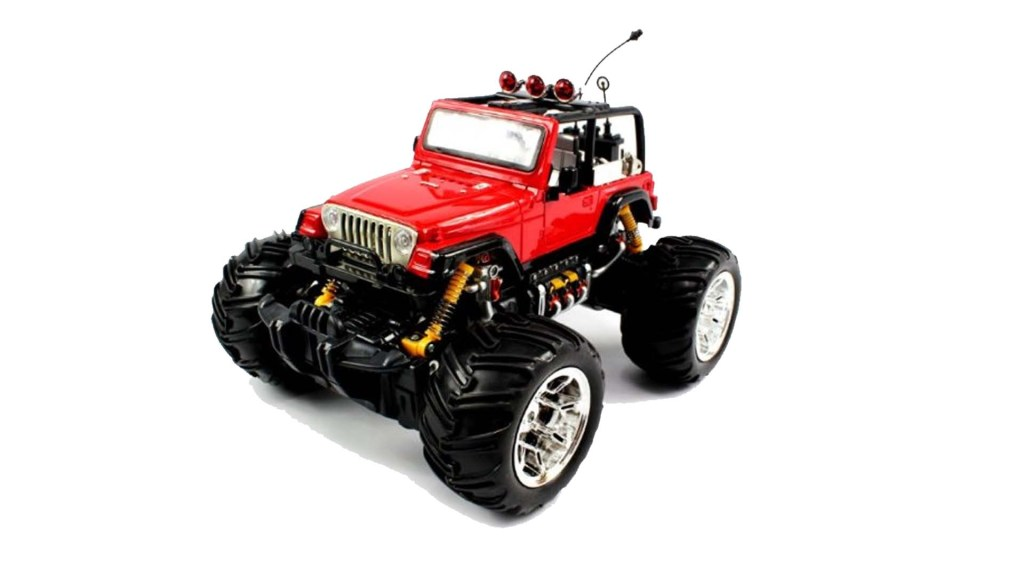 RC Monster Trucks Jeep Wrangler