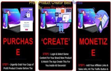Profit Product Creator Best Review