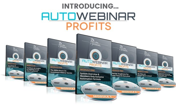 Auto Webinar Profits Review