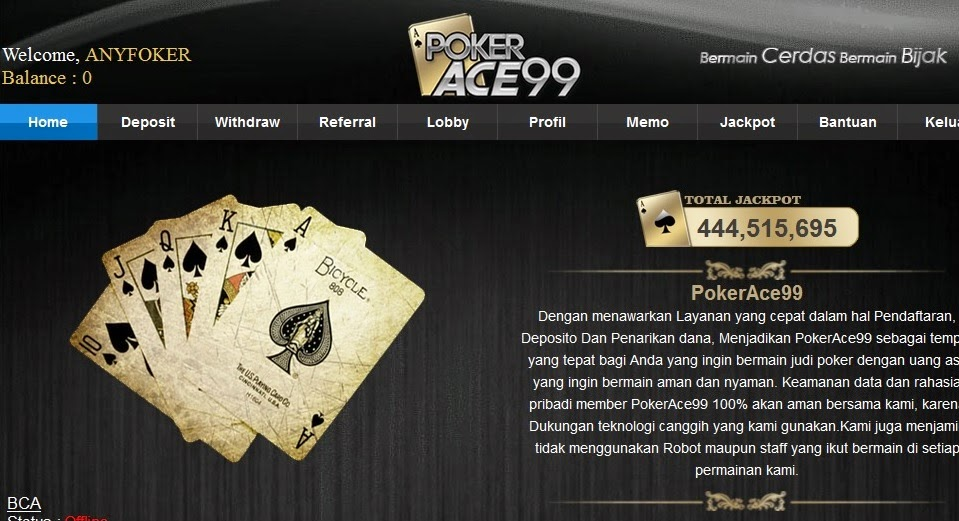 Poker Ace Mania