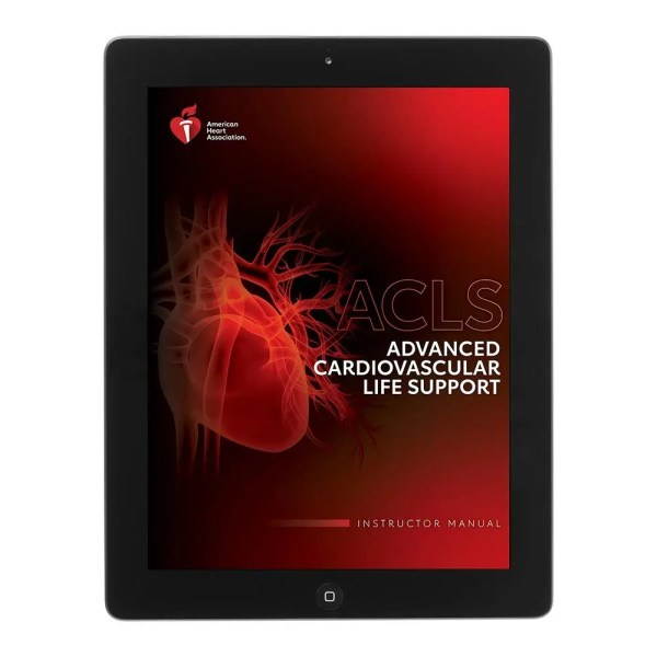 ACLS Instructor Manual E Book