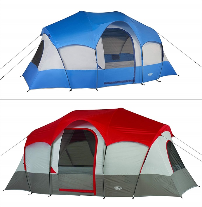 Best Deals on Family Travel Tent 2