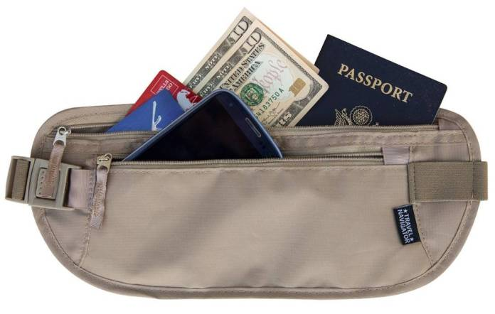 Best Money Belt, Passport Holder and Wallet with RFID Blocking 3