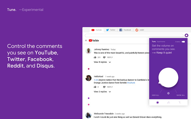 Now You can Hide Toxic Comment in Social Media Easily 1