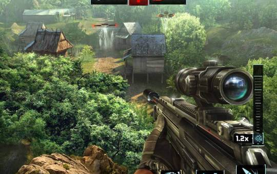 Sniper Fury Android Game Review