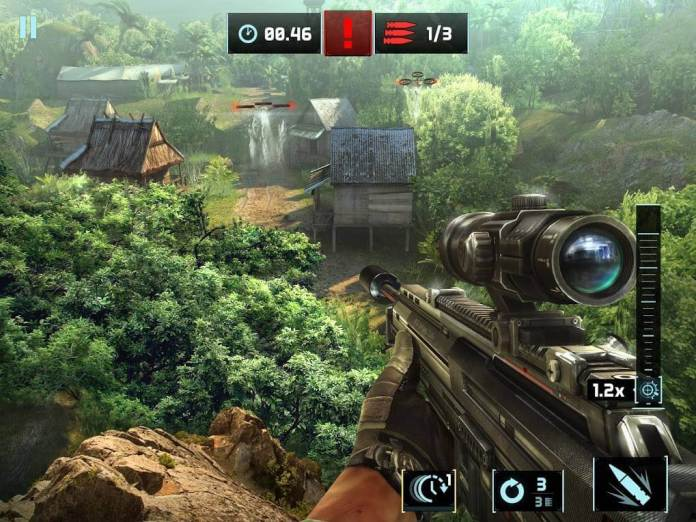 Sniper Fury Android Game Review 1