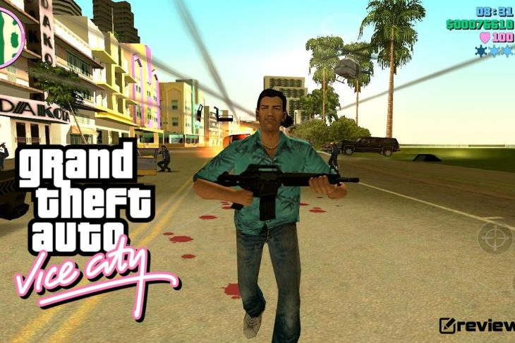 GTA: Vice City Android Game Review