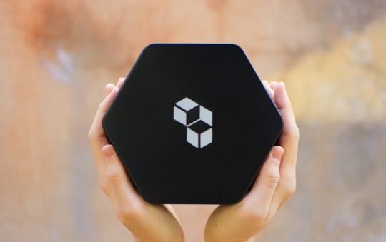 Cubbit: The NAS Device with Cloud Storage & Secure Offsite Backup