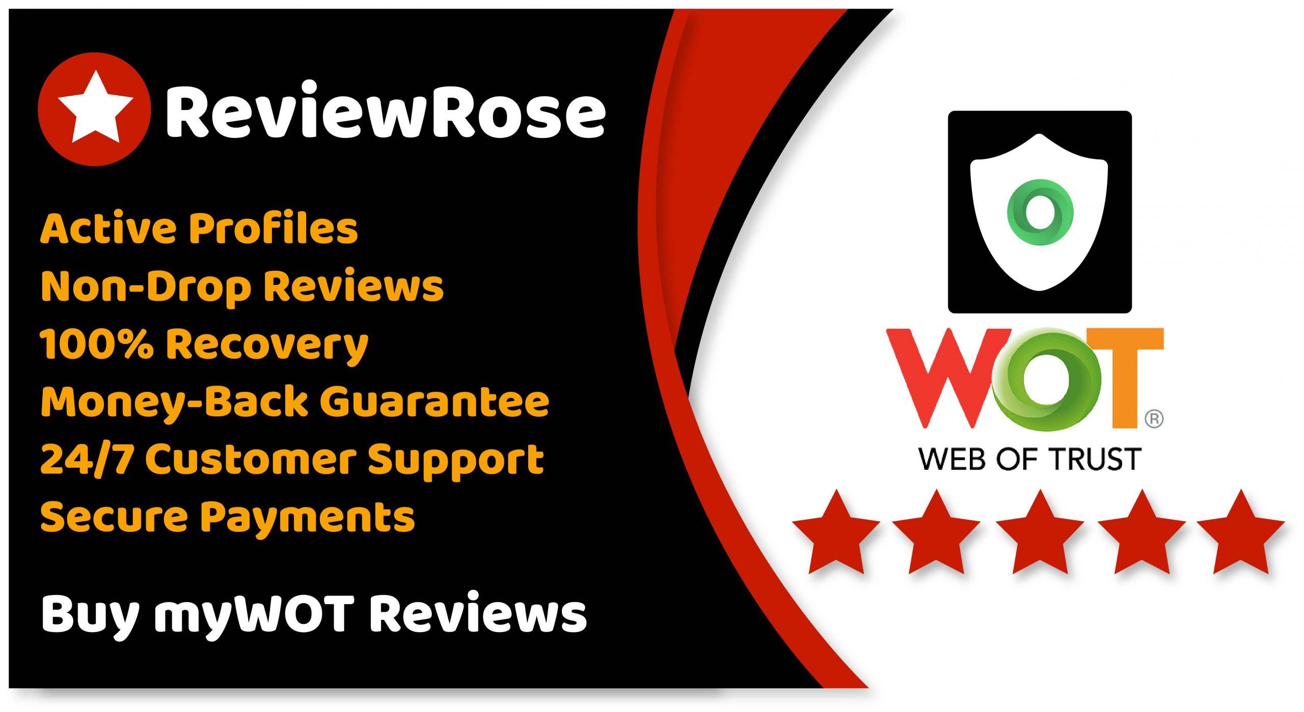 Buy myWOT Reviews