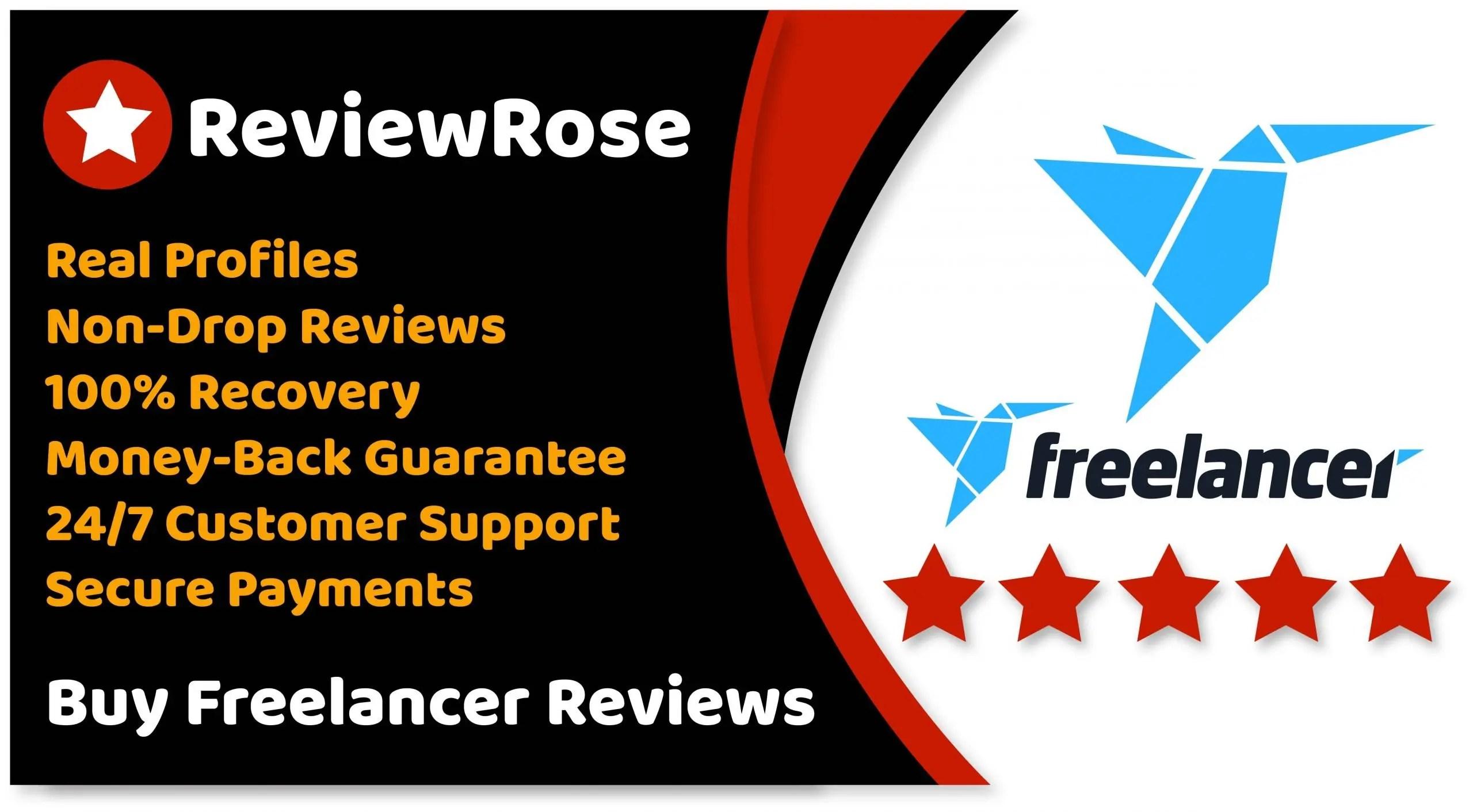 Buy Freelancer Reviews