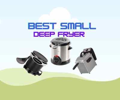 5 Best Small Deep Fryer 2020