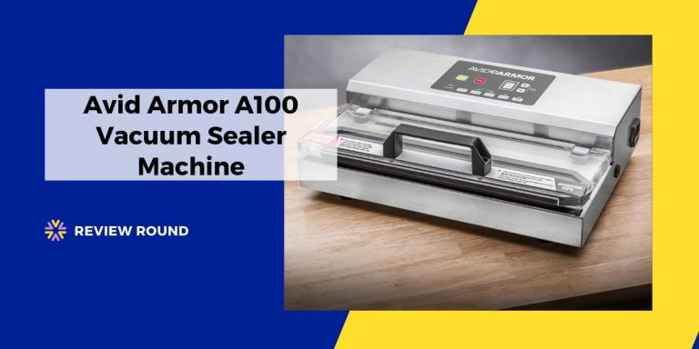 Avid Armor A100 Vacuum Sealer Review