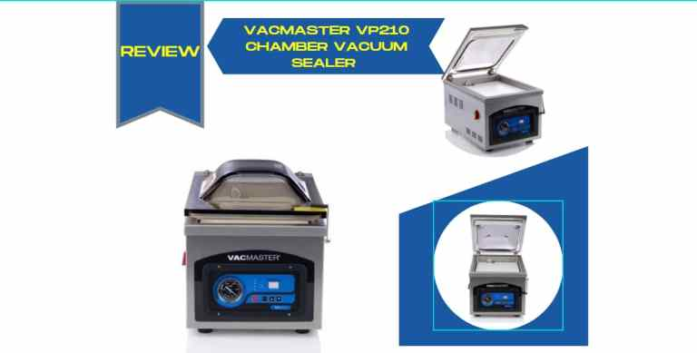 VacMaster VP210 Chamber Vacuum Sealer Reviews