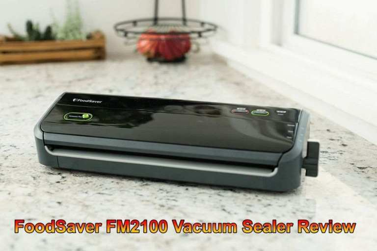 Foodsaver fm2100 Vacuum Sealer reviews