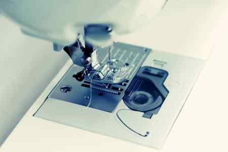 Best embroidery machine for home Business Close shot