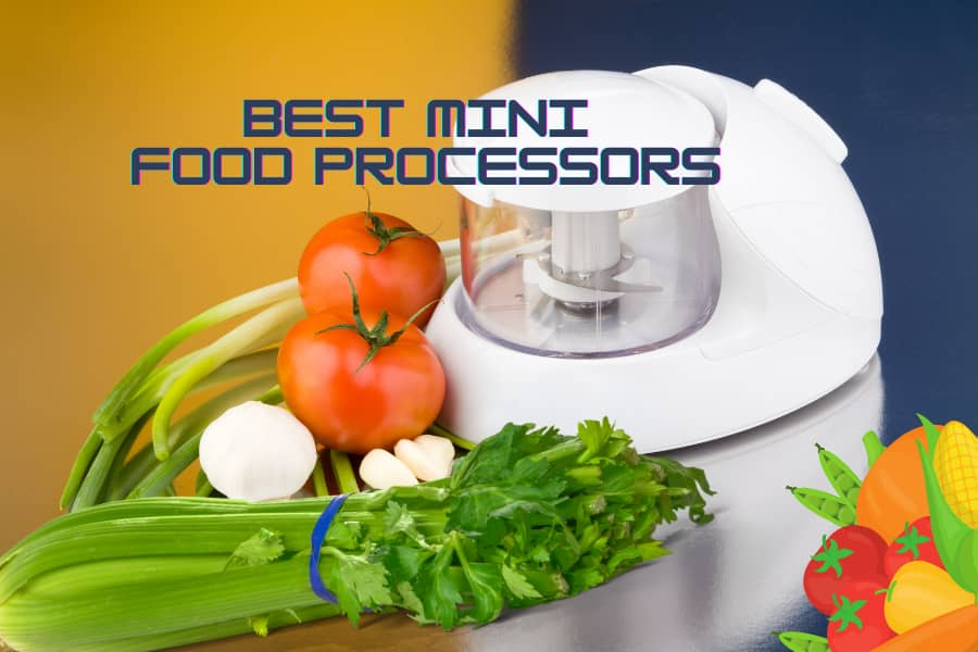 The Best Mini Food Processors review