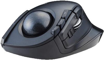 BestCustomizationOptions-ELECOMWirelessFinger-operated TrackballMouse