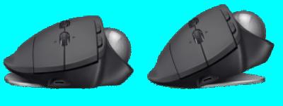 Bestthumb-operated trackball-Logitech MX Ergo