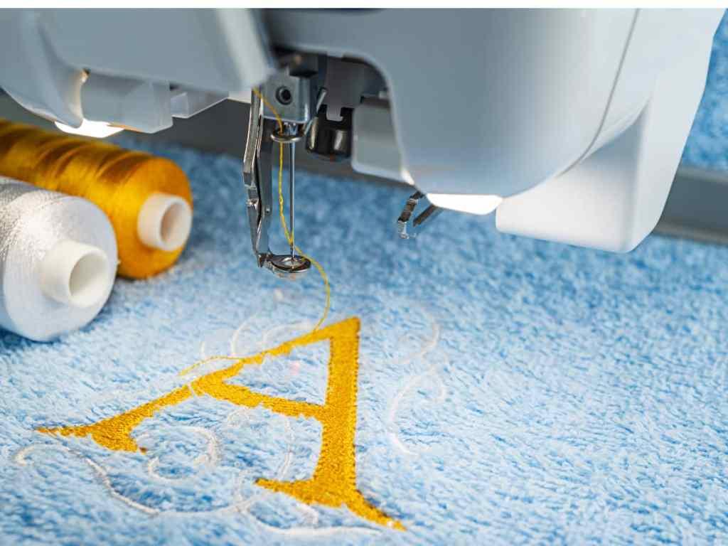 Best beginner embroidery machine for monogramming 2021