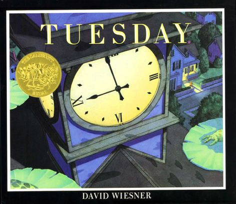 Image result for tuesday book