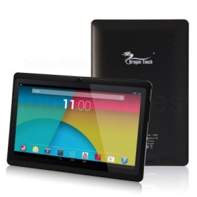 Dragon Touch Y88X 7 inch Tablet PC Quad Core Google Android 4.4 KitKat