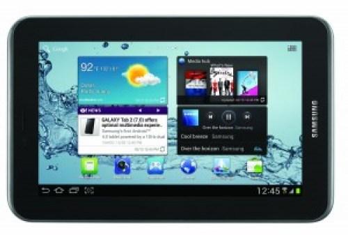 Samsung Galaxy Tab 2, 7 inch Tablet Wi-Fi, 2012 Model