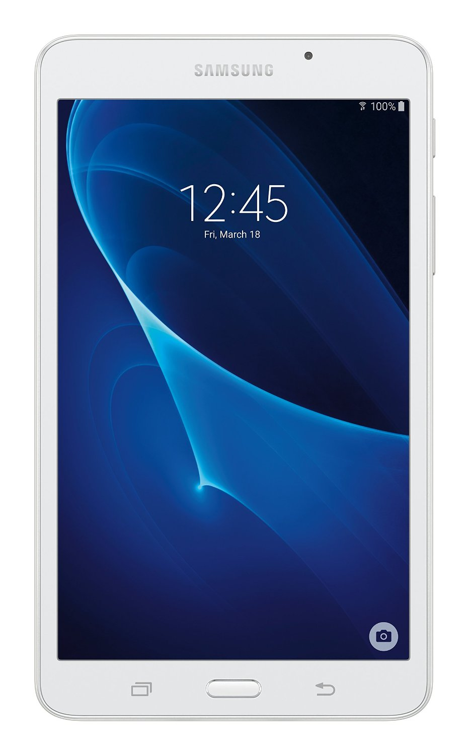 samsung galaxy tab a 7 inch tablet 8gb white best reviews tablet. Black Bedroom Furniture Sets. Home Design Ideas