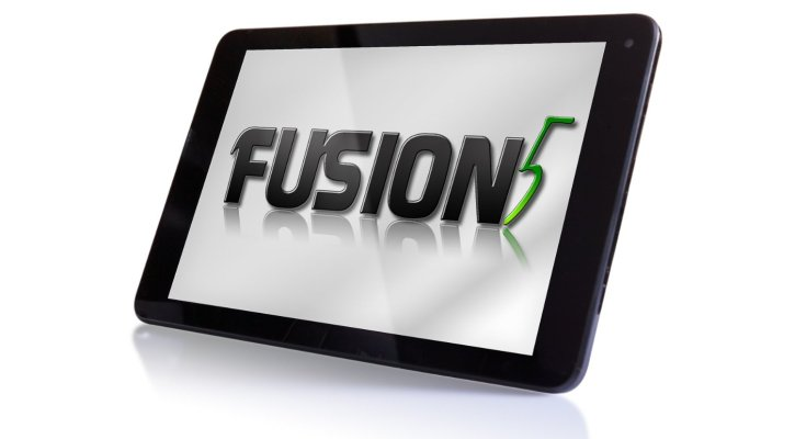 Fusion5 104 Android Tablet PC 10.1 inch, MediaTek MT8163 64-bit Quad Core, GPS, RAM 1GB, 32GB Storage, Google Android 5.1 Lollipop, Bluetooth, FM, 1280x800 IPS Screen, 5000mAh, 2MP Front and Rear Camera, Supports OTA Updates