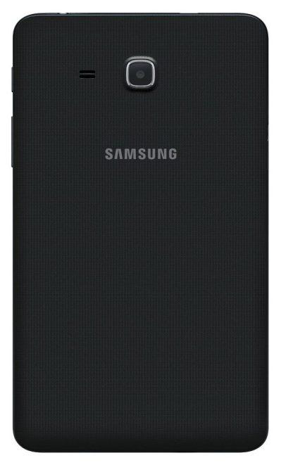 Samsung Galaxy Tab A 7 inch Tablet 8GB Storage, Wi-Fi, RAM 1.5GB, Google Android 5.1 Lollipop, Quad Core 1.3 GHz, Bluetooth 4.0, 1 Year Manufacturer Warranty, Black