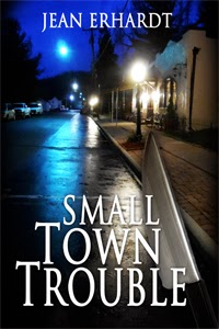 Sunny Reviews Small Town Trouble by Jean Erhardt