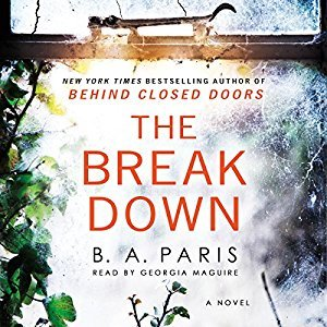 Cheri Reviews The Breakdown by B. A. Paris