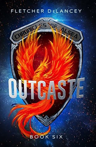 Corey and Sequella Review Outcaste by Fletcher DeLancey