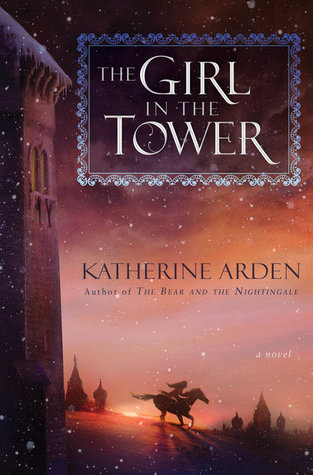 Cheri Reviews The Girl in the Tower by Katherine Arden