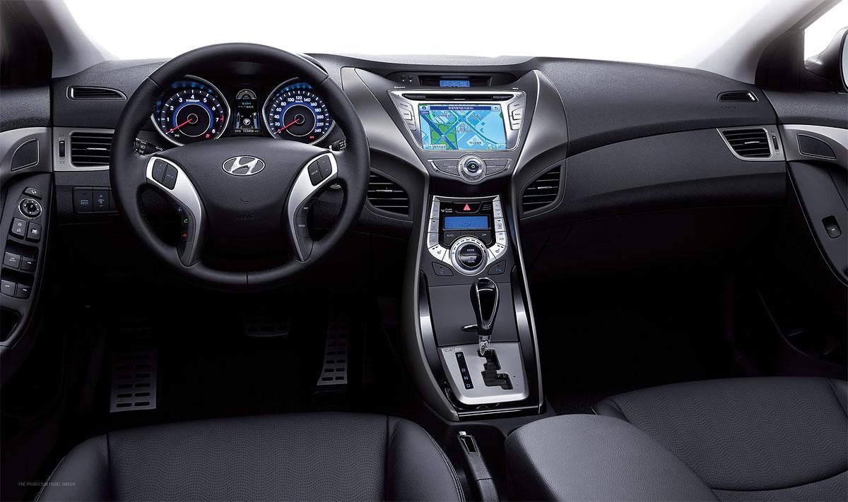 2011 Hyundai Elantra Dashboard Car Reviews And News At