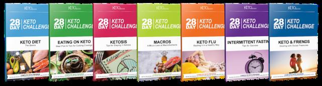 keto challenge program